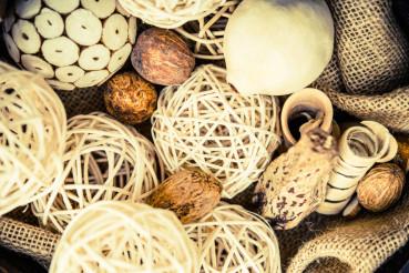 Wooden Decoration Elements