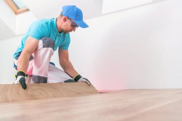 Wooden Floor Replacing