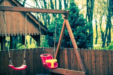 Wooden Sway For Children