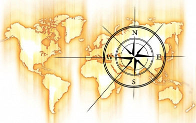 World and Compass