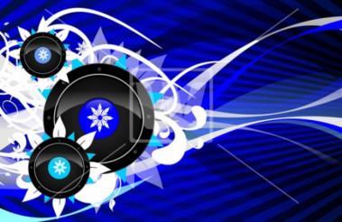 Xeon Blue Music