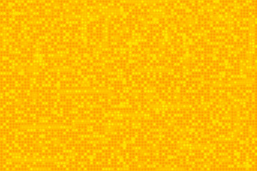 Yellow Dots Pattern Background