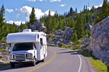 Yellowstone RV Trip