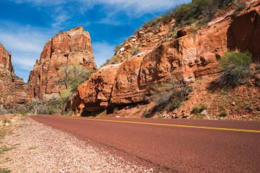 Zion Park Road