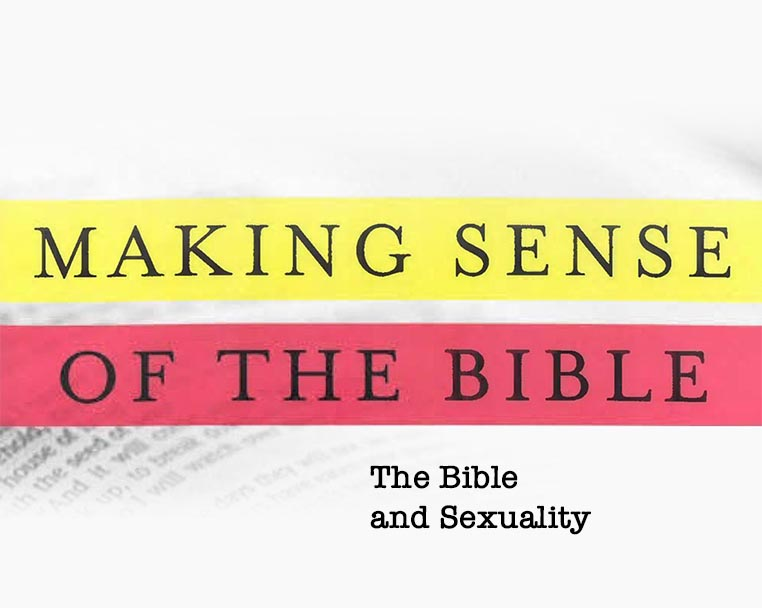 The Bible and Sexuality