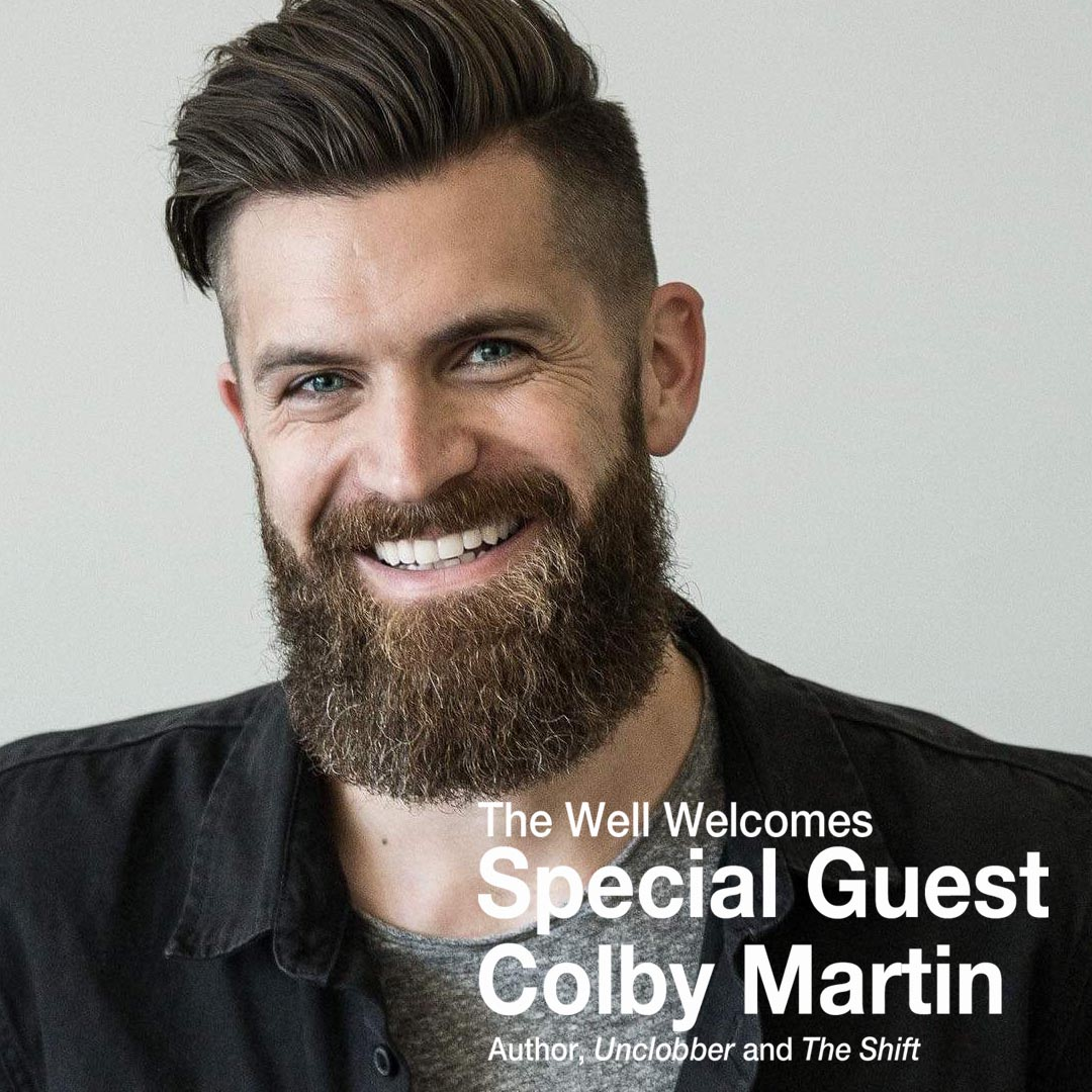 Special Guest Colby Martin