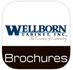 Wellborn Brochures app for iPhone, App Store