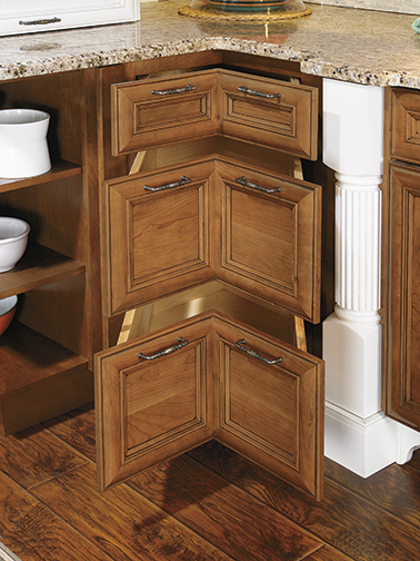 What Is Name Of Corner Kitchen Cabinet