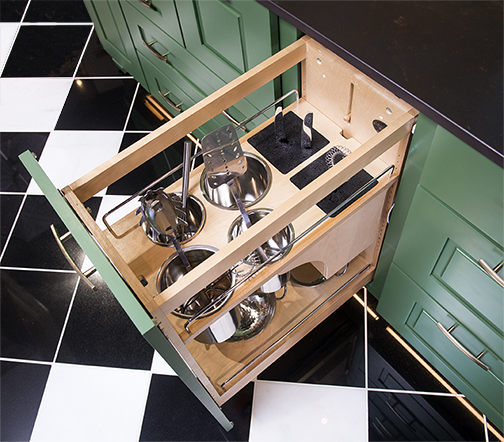 Base Cutlery Pullout