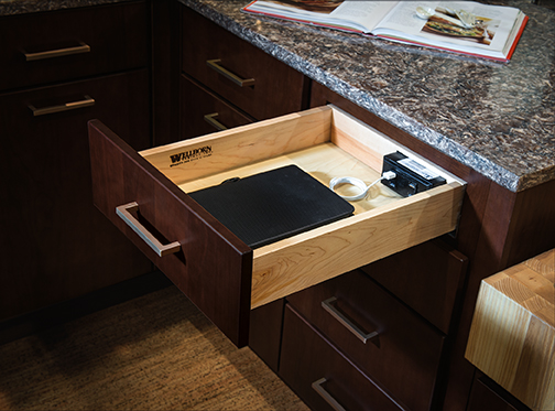 Charging Drawer Station