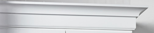 Crown Moulding - Cove Small Simple