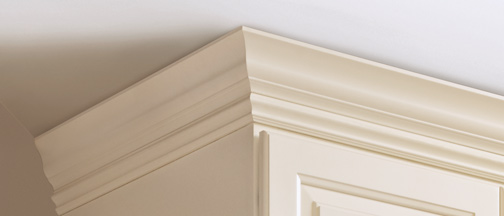 Crown Moulding - Cove Large