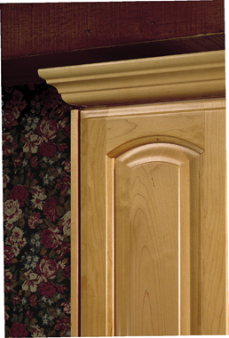 Crown Moulding - Full Overlay