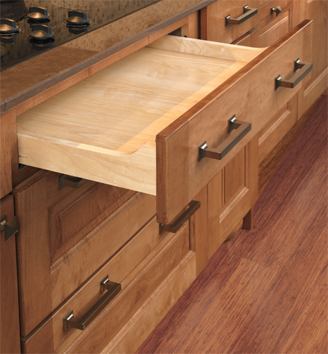 Scoop Top Drawer Box