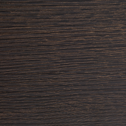 Finish: Caviar Oak sample chip