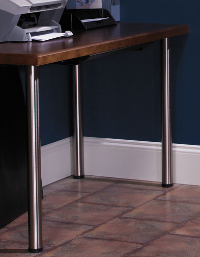 Leg - Adjustable with Leveler