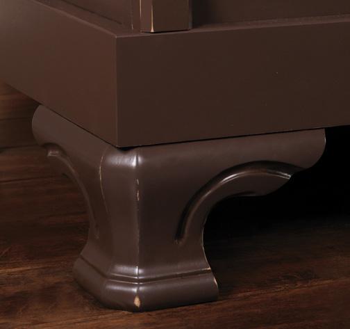 Feet - Corner
