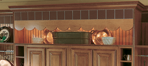 Valance - Cottage Scallop