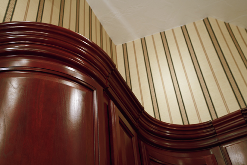 Stacked Mouldings