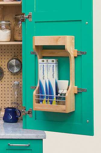 Door Shelf