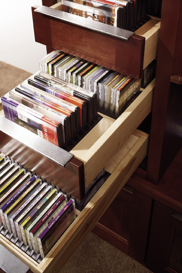 CD/DVD Storage Kit