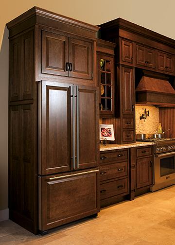 Refrigerator Panel