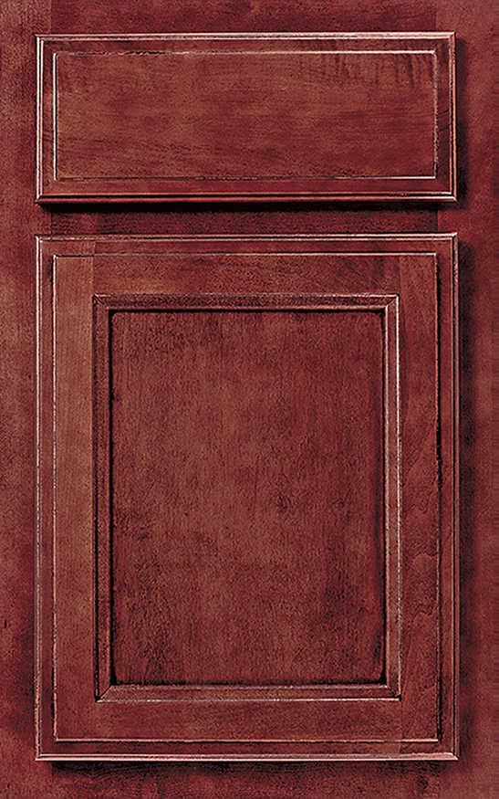 Recessed Panel Cabinet Door Photo