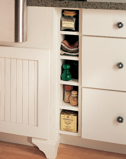Base Open Shelf Cabinet