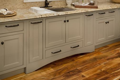 Combined Cabinets Horizontally