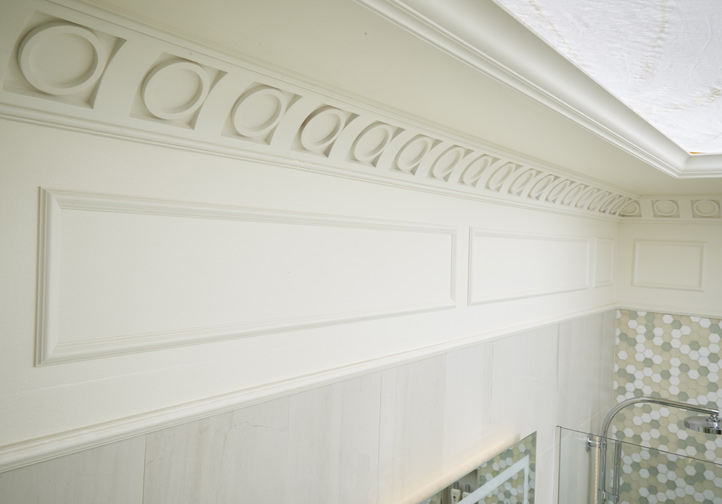 Crown Moulding - Decorative