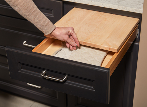 Cutting Board Drawer