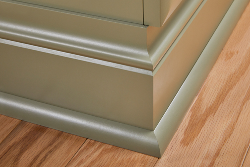 Base Moulding - Classic Simple