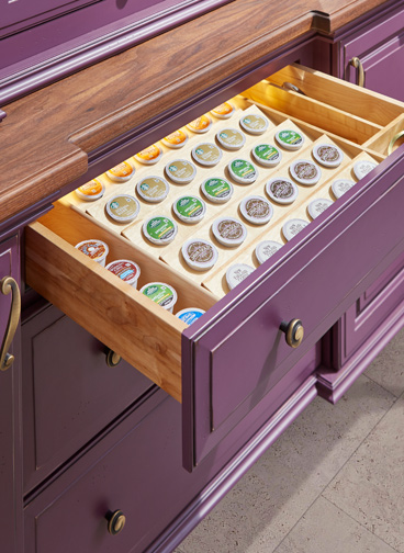 K-Cup Drawer Inserts
