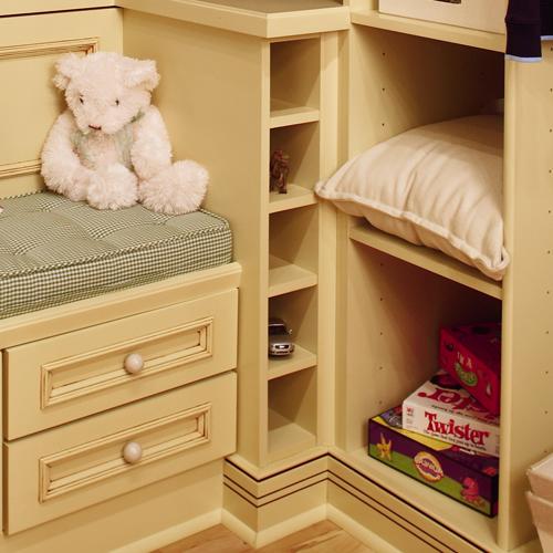 Base Open Shelf Cabinet