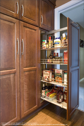 Pantry Cabinets For Kitchen | Utility Pantry Cabinets ...