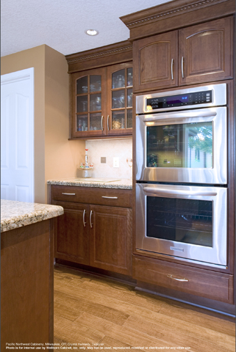 Madison Arch Kitchen Cabinets