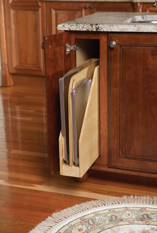 Tray Divider Pullout