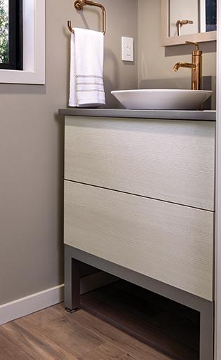 Vanity Drawer Base Cabinet