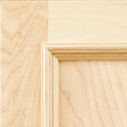 Natural Maple Cabinet Door