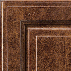 Finish: Sienna sample chip