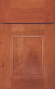 Messina Cherry Light Door