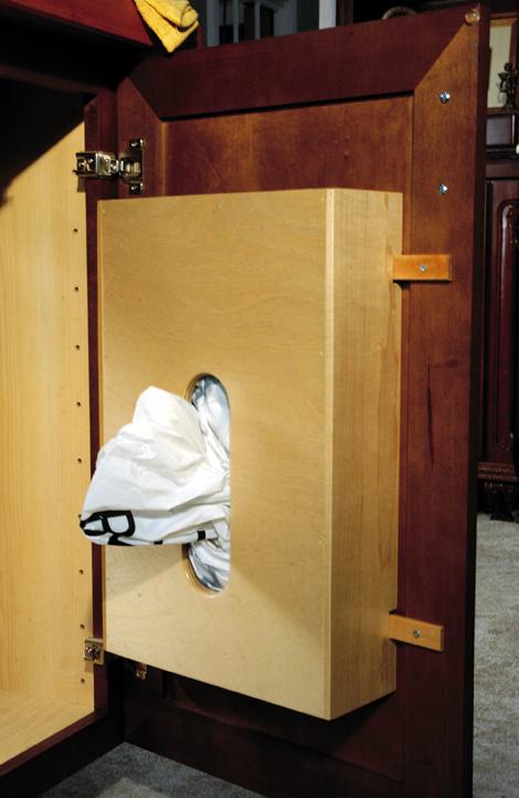 Plastic Bag Dispenser