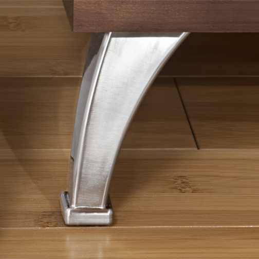 Feet - Stainless Curved