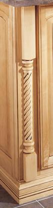 Leg Split - Rope Decorative