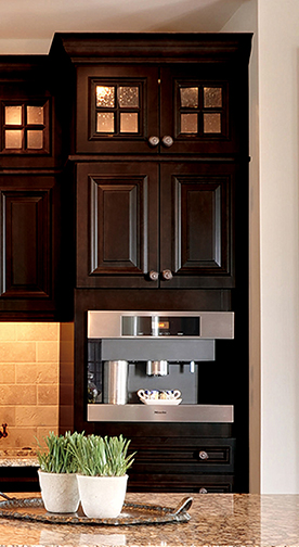 Microwave Tall Cabinet