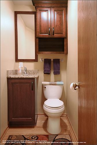 Toilet Topper