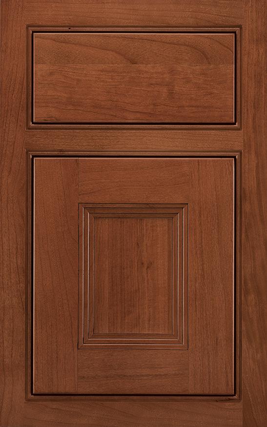Wellington Inset Cherry Wellborn Cabinets Door Style