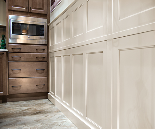 Wainscot Wall Panel