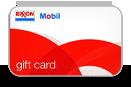 Exxon-Mobil Gift Card