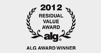 2012 ALG Residual Value Award, Midsize Pickup